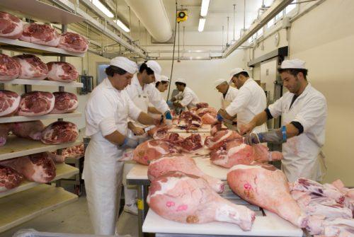 Lavorazione Carni Reggio Emilia Disossatura